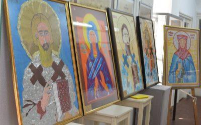 Изложба икона ученика основних школа