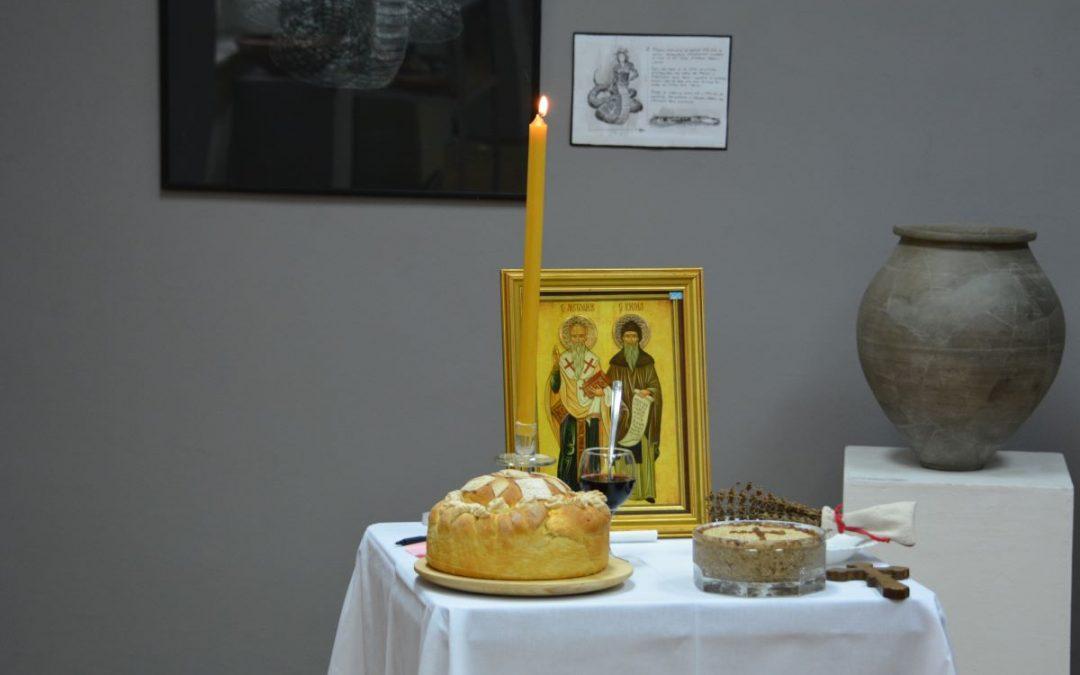 Обележен Дан и слава Завичајног музеја Рума Свети Ћирило и Методије